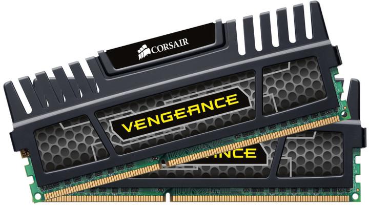 Corsair Vengeance Black 16GB (2x8GB) DDR3 1600