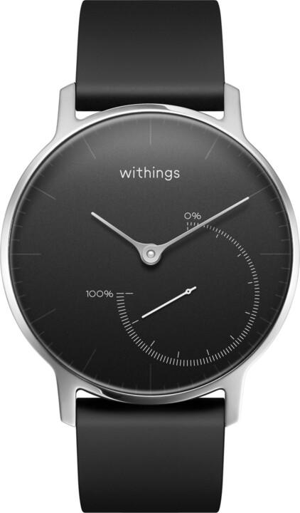 Withings Steel - černá