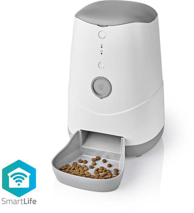 Nedis chytrý automat na krmivo pro domácí mazlíčky