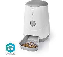 Nedis chytrý automat na krmivo pro domácí mazlíčky - WIFIPET10CWT