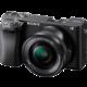 Sony ALPHA 6400, + 16-50 mm, černá  + Získejte prodlouženou záruku na 3 roky po registraci