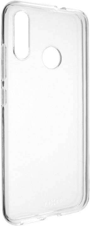 FIXED TPU gelové pouzdro pro Motorola E6 Plus, matná