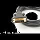 PremiumCord DVI-D propojovací, dual-link, DVI(24+1), MM - 2m