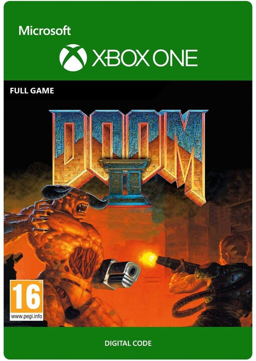 DOOM II (Xbox ONE) - elektronicky