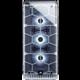 Corsair Crystal Series 570X RGB, Tempered Glass, bílá
