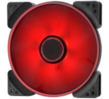 Fractal Design Prisma SL-14 140mm, červená
