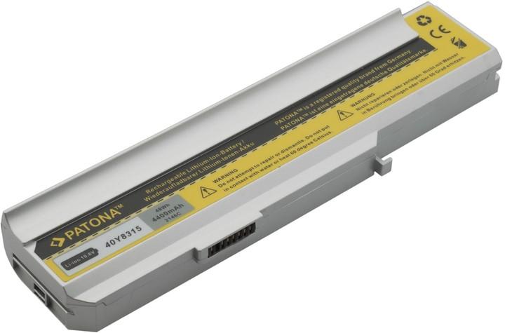 Patona baterie pro Lenovo, 3000 N100 4400mAh Li-Ion 10,8V