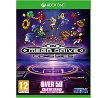 Sega Mega Drive Classics (Xbox ONE) - 5055277032174