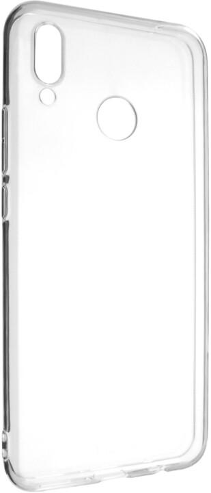 FIXED Skin pro Huawei Nova 3i, 0,6 mm, čiré