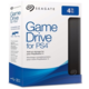 Seagate Game Drive pro PS4, 4TB  + Tribe STARWARS Yoda The Wise - 16GB