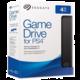 Seagate Game Drive pro PS4, 4TB  + Voucher až na 3 měsíce HBO GO jako dárek (max 1 ks na objednávku)