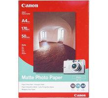 Canon Foto papír MP-101, A4, 50 ks, 170g/m2, matný
