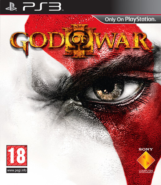 God of War 3 (Essentials) (PS3)