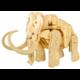 Stavebnice RoboTime Mamut, dřevěná