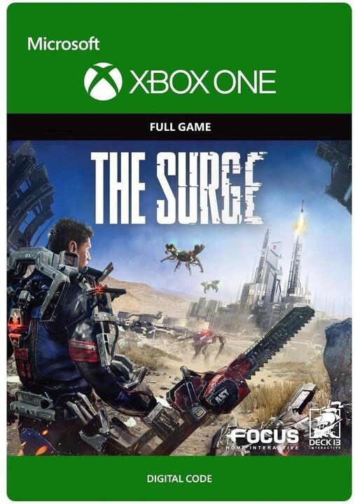 The Surge (Xbox ONE) - elektronicky
