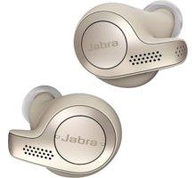 Jabra Elite 65t, zlato/béžová - 100-99000001-60