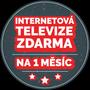IP TV Standard na 1 měsíc v hodnotě 199,- zdarma k TP-linku (platné do 31.1.2019)