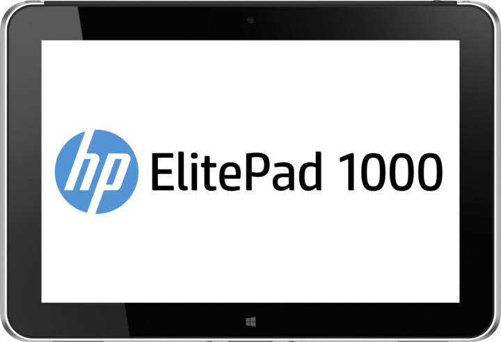 "HP ElitePad 1000 G2 10,1"" - 128GB + USB adaptér"