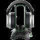 YENKEE YHB 3003 TOWER držák sluchátek, herní, RGB LED, USB 2.0 hub