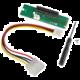 ANPIX redukce z NGFF M2 (key M) na PCI-E 4x (pro těžbu kryptoměny)