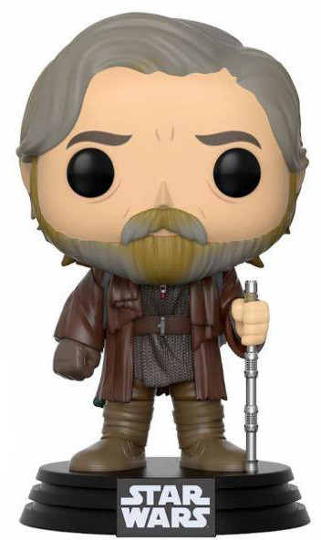 Funko POP! Bobble-Head Star Wars - Luke Skywalker