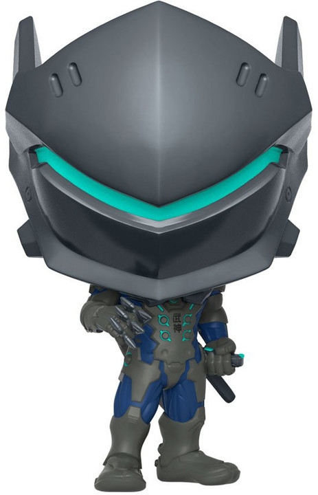 Funko POP! Overwatch - Genji Carbon Fiber