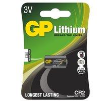 GP, lithium, CR2, 800mAh, 1ks - 1022000611