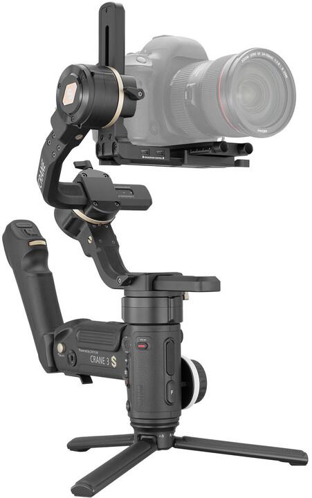 Zhiyun Crane 3S stabilizátor, gimbal