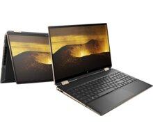 HP Spectre x360 15-eb0002nc, černá + ON Site záruka Servisní pohotovost – vylepšený servis PC a NTB ZDARMA + Kuki TV na 2 měsíce zdarma