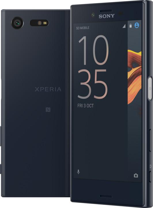 Sony Xperia X Compact F5321, černá
