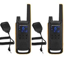 Motorola TLKR T82 Extreme, RSM PAck, žlutá/černá, vysílačky - B8P00811YDZMAG
