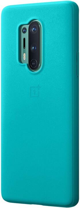 OnePlus ochranný kryt Sandstone pro OnePlus 8 Pro, modrá