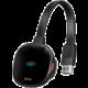 Baseus adaptér zrcadlení obrazovky Meteorite Shimmer pro smartphone, BT, HDMI, 4K@60Hz, černá