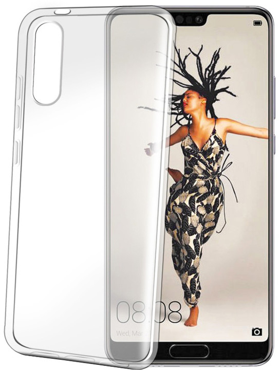 CELLY Gelskin TPU pouzdro pro Huawei P20