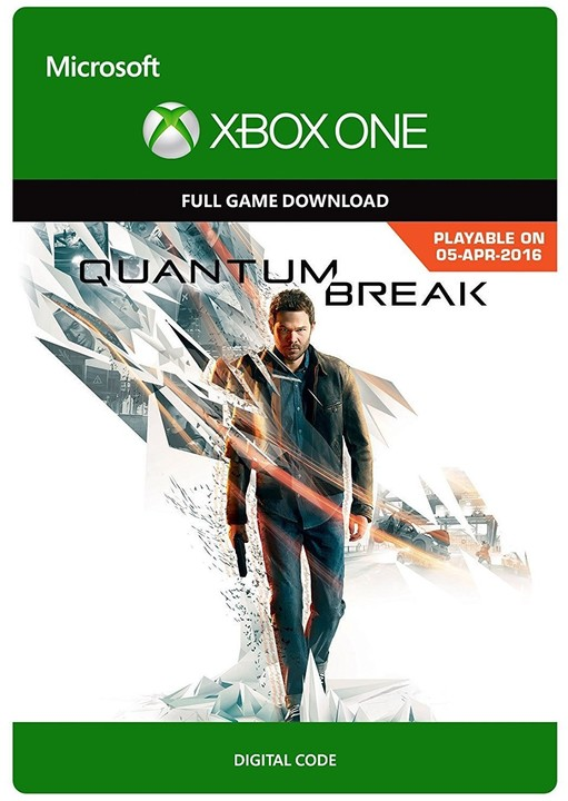 Quantum Break (Xbox ONE) - elektronicky