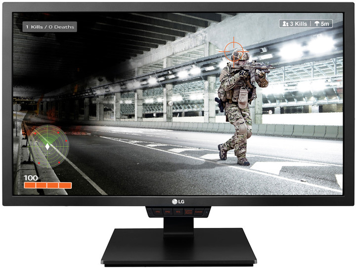 LG 24GM79G - LED monitor 24""