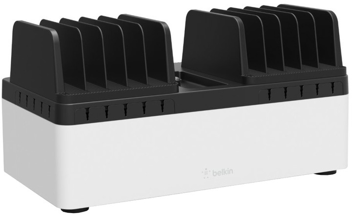 Belkin Store & Charge Go - Base + Fixed Dividers