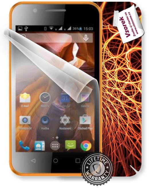 ScreenShield fólie na displej + skin voucher (vč. popl. za dopr.) pro Aligator S4060D DUO