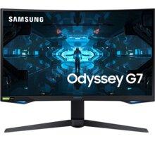 "Samsung Odyssey G7 - QLED monitor 27"" - LC27G75TQSUXEN"