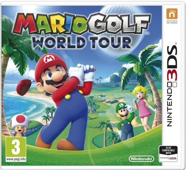 Mario Golf: World Tour (3DS)