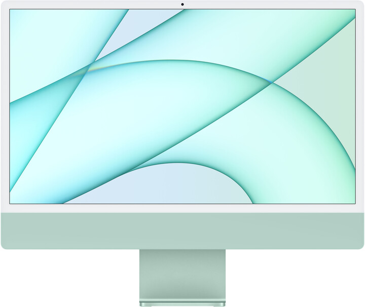 """Apple iMac 24"""" 4,5K Retina M1/16GB/512GB/7-core GPU, zelená"""