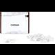 Noctua podložky NA-SAVP1 Chromax Anti-Vibration Pad, bílá (16ks)