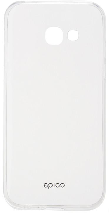 EPICO plastový kryt pro Samsung Galaxy A5 (2017) RONNY GLOSS - bílý transparentní