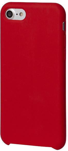 EPICO silikonový kryt pro iPhone 7/8/SE 2020- červený