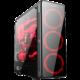 1stCool Gamer 3, USB 3.0, set FAN1, černá