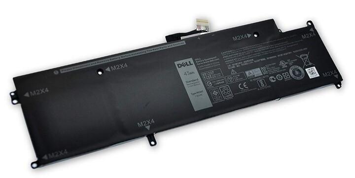 Dell baterie 4-článková, 43W/HR LI-ON, pro Latitude 7370