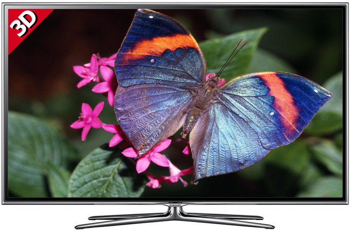 "99418a757 Samsung UE55ES6800 ""2x 3D brýle ZDARMA"" - 3D LED televize 55"