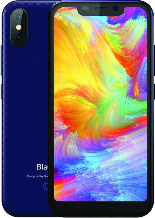 iGET BLACKVIEW GA30, 2GB/16GB, Dual SIM, modrá