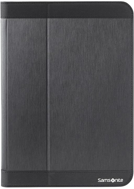 Samsonite Tabzone Nubuck TRIM - iPAD AIR 2, černá