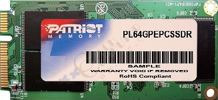 Patriot Lite Series EEE-PC SSD Upgrade - 32GB